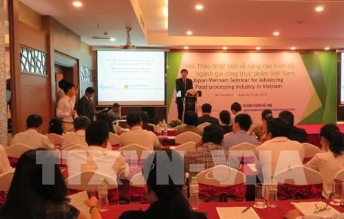 Japan helps Vietnam advance food processing industry hinh anh 1