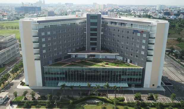 HCM City has first public-private partnership hospital hinh anh 1