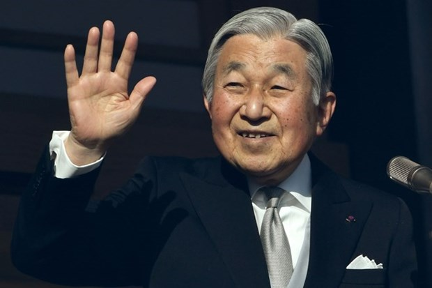 Leaders extend greetings to Japan on Emperor's birthday hinh anh 1
