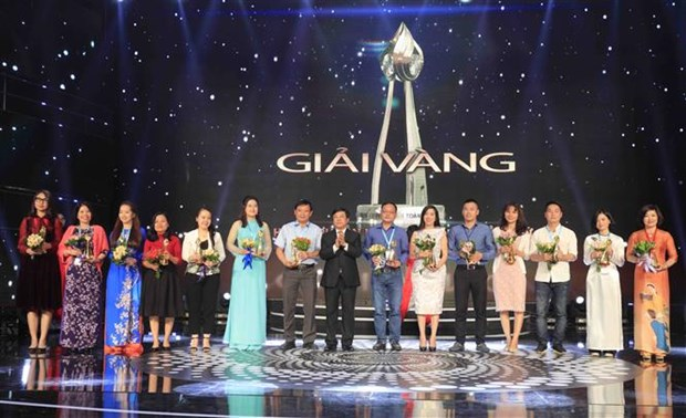 38th National television festival wrapped up hinh anh 1