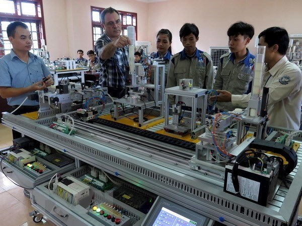 Tech training vital to adapt to Industry 4.0 hinh anh 1
