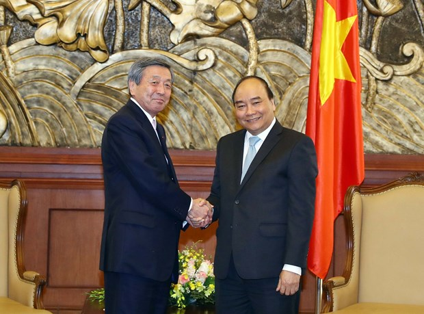 PM calls on Japanese ruling party to boost ties with Vietnam hinh anh 1