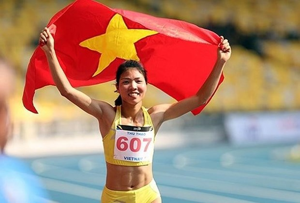 Track-and-field events removed from 30th SEA Games hinh anh 1