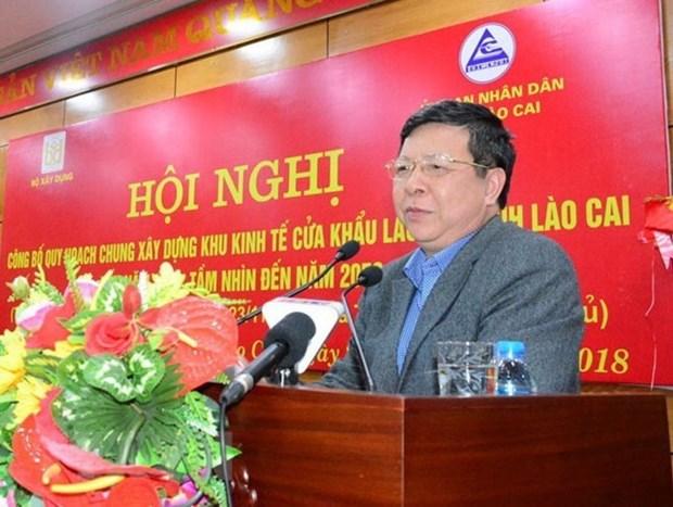 Master plan for Lao Cai border economic zone announced hinh anh 1