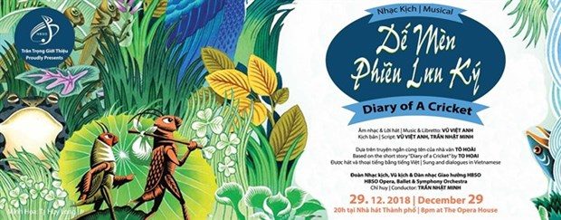 Children book-adapted musical to premiere in HCM City hinh anh 1