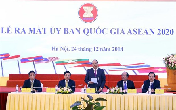 National ASEAN 2020 Committee makes debut hinh anh 1