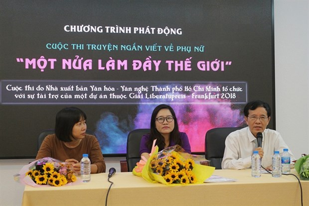 Short story contest on women launched hinh anh 1