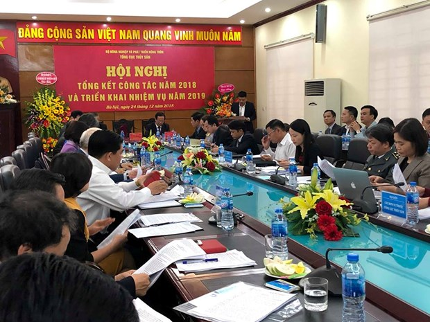 Seafood exports rake in about 9 billion USD in 2018 hinh anh 1