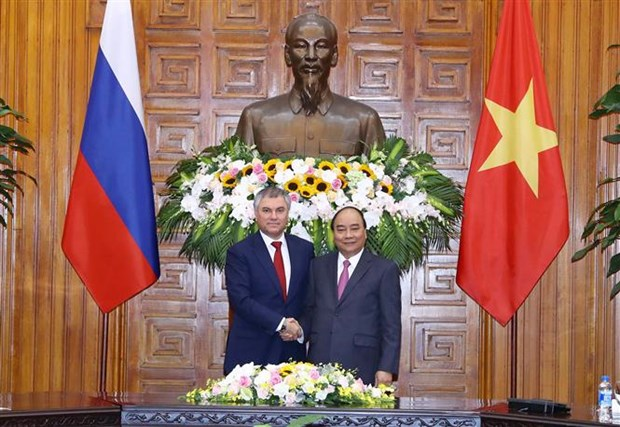 PM: Vietnam, Russia hold potential to boost trade, investment ties hinh anh 1
