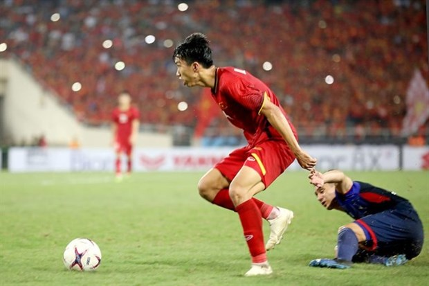 Vietnamese player among five U-21 stars to shine at AFC Asian Cup hinh anh 1