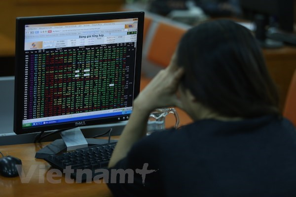 VN Index drops to 900 points on December 24 hinh anh 1
