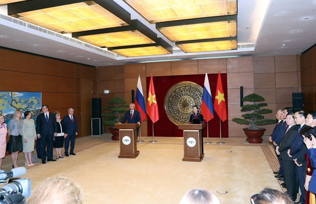 Parliamentary cooperation – important pillar of Vietnam-Russia ties hinh anh 2