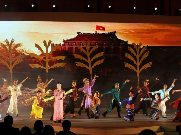 """Homeland Spring"" programme to take place in Hanoi hinh anh 1"