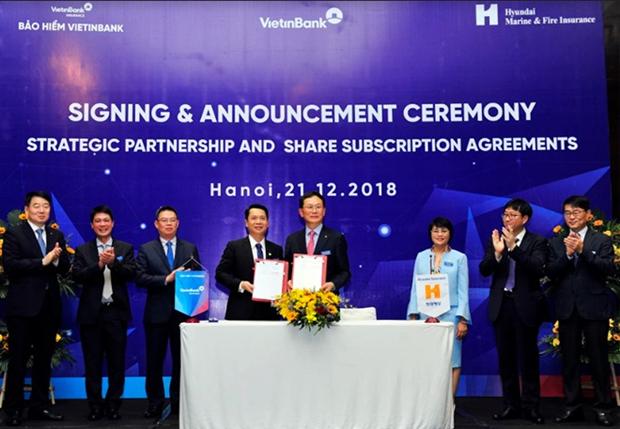 Korea firm to buy VietinBank Insurance stake hinh anh 1