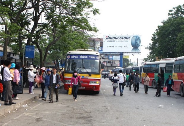 Minibus - good solution for current traffic problem: experts hinh anh 1