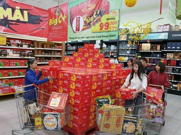 Ho Chi Minh City commits no price hikes in key staples during Tet hinh anh 1