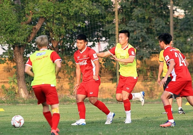 Vietnam to play DPRK in friendly ahead of Asian Cup hinh anh 1