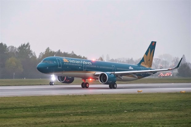 CMSC buys 165 million shares of Vietnam Airlines hinh anh 1