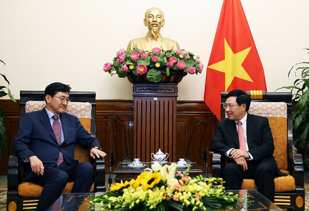 Deputy PM urges stronger Vietnam-RoK cooperation hinh anh 1