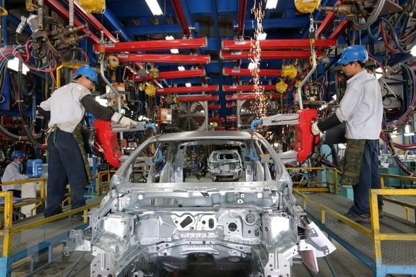 FDI disbursement surpasses 19 billion USD in 2018 hinh anh 1