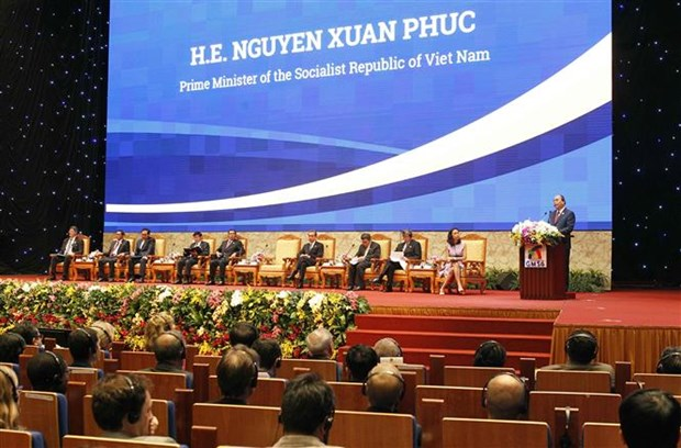 Ten outstanding external relations events of Vietnam in 2018 hinh anh 8