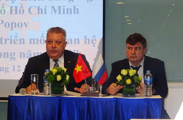 2019 to be an eventful year in Vietnam-Russia ties: diplomat hinh anh 1