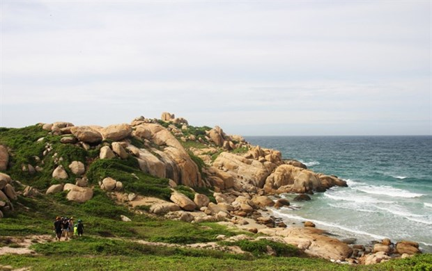 Tiny isle in Binh Thuan – ideal destination for nature lovers hinh anh 1
