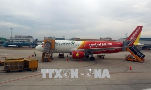 Transport ministry orders investigation into Vietjet plane's technical error hinh anh 1