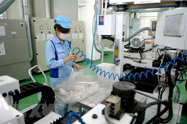Vietnam lures 35.46 billion USD FDI in 2018 hinh anh 1