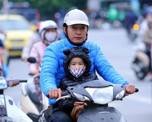 Cold spell to hit northern region from Dec. 27 night hinh anh 1