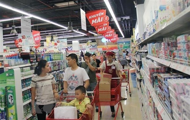 Vietnam's GDP growth rate in 2018 highest in 11 years hinh anh 1