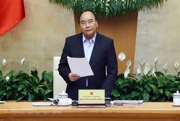 PM chairs last monthly Government meeting of 2018 hinh anh 1