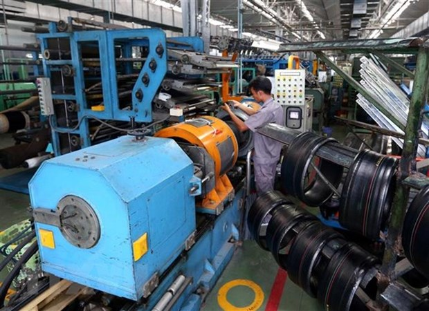 Manufacturing sector draws most interest from foreign investors hinh anh 1