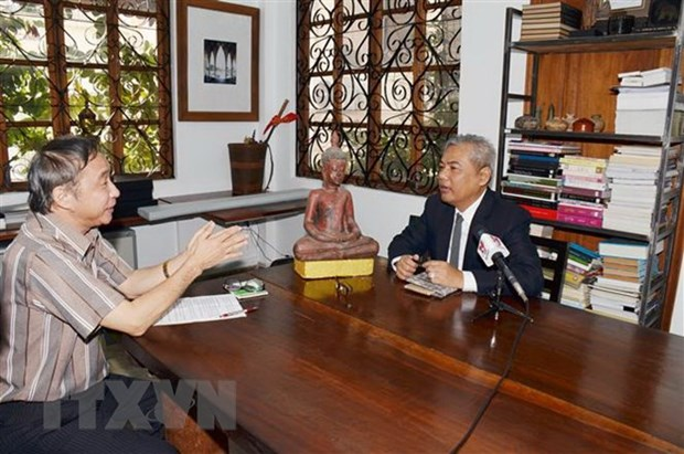 Scholar: Vietnamese army instrumental in changing Cambodia history hinh anh 1