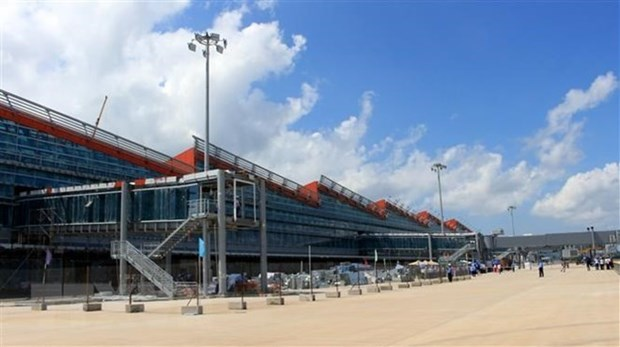Van Don International Airport to open on December 30 hinh anh 1