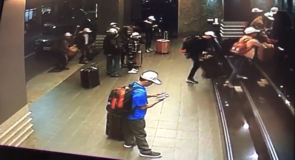 Taiwan detains 11 alleged fleeing Vietnamese tourists hinh anh 1