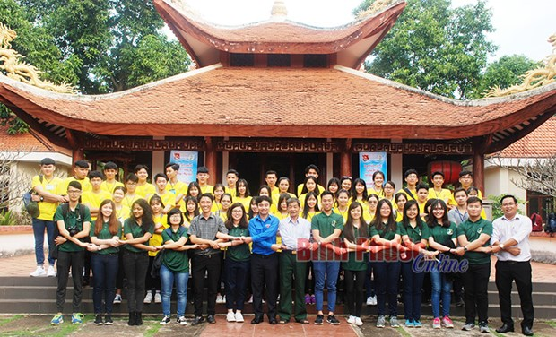Binh Phuoc hosts international youth exchange hinh anh 1