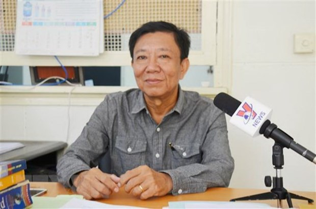 Cambodia-Vietnam relations to further develop: Cambodian journalists hinh anh 1