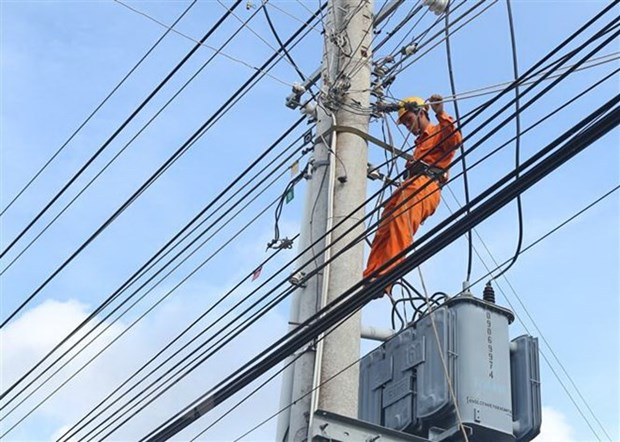 EVN Southern Power Corp increases investment in key provinces hinh anh 1