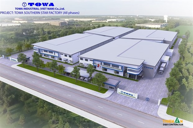 Hi-tech factory built in Mekong Delta province of Vinh Long hinh anh 1