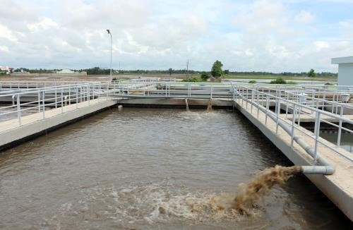 Thai Binh's industrial complexes lack wastewater treatment systems hinh anh 1