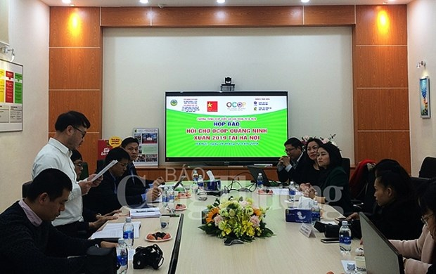 Quang Ninh province's staples to be introduced in Hanoi hinh anh 1