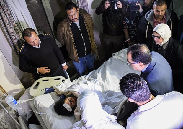 Vietnamese victims killed in Egypt bomb attack identified hinh anh 1
