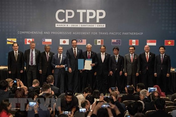CPTPP trade deal officially takes effect hinh anh 1