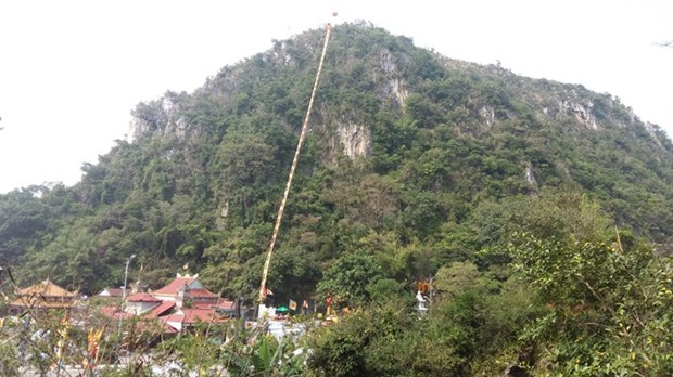 Marble Mountains recognised as national special relic hinh anh 1