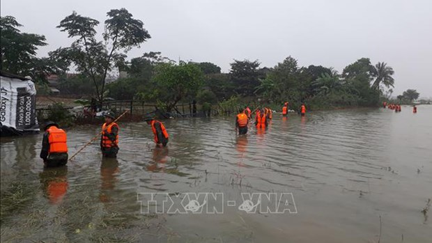 Khanh Hoa: Landside-caused house collapse claims three lives hinh anh 1