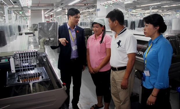 Gender equality at firms in Tay Ninh province examined hinh anh 1