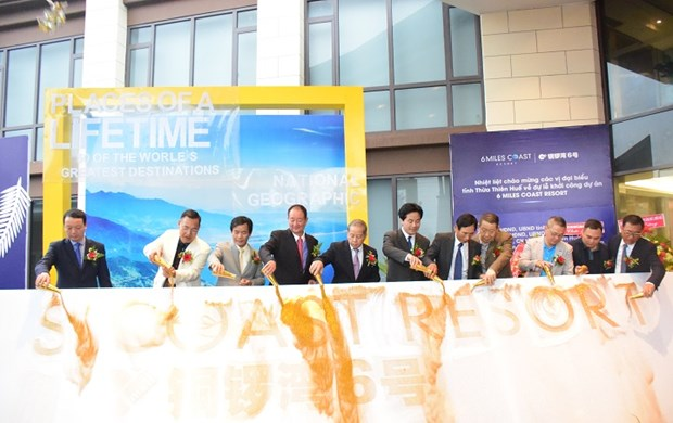 Thua Thien-Hue to have one more five-star tourist complex hinh anh 1