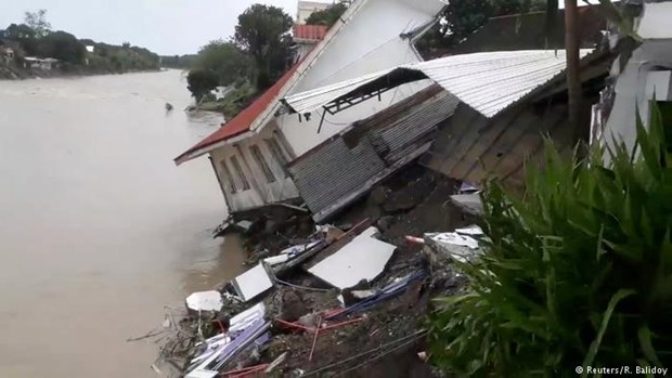 Philippines: Storm Usman leaves about 70 dead hinh anh 1