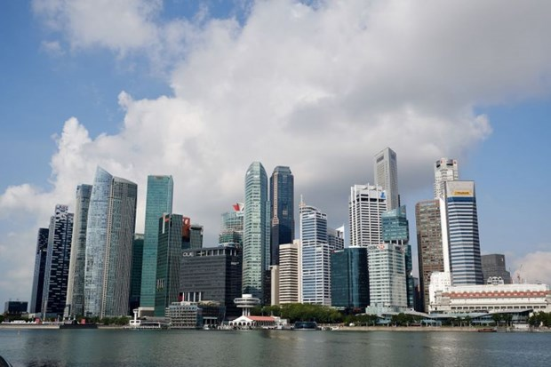 Singapore's economy likely to slow down this year hinh anh 1